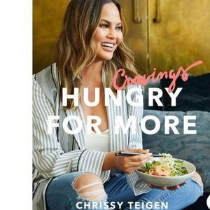 Chrissy Teigen Cravings Hungry for More Cookbook